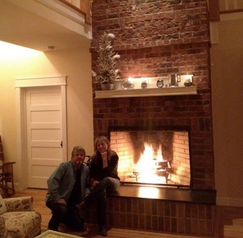 Bricksblocksandrocks fireplaces for Count rumford fireplace